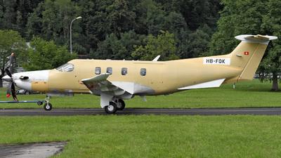HB-FQK - Pilatus PC-12 NGX - Pilatus Aircraft