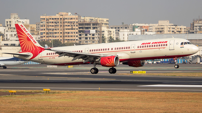 VT-PPN - Airbus A321-211 - Air India