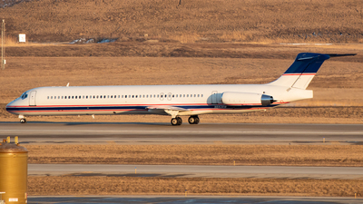 N682RW - McDonnell Douglas MD-81 - Olympia Aviation