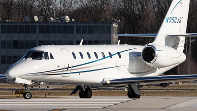 N950JS - Cessna 680 Citation Sovereign - Private