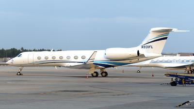 N931FL - Gulfstream G550 - Private