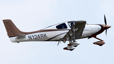 N124RK - Cirrus SR22T - Private