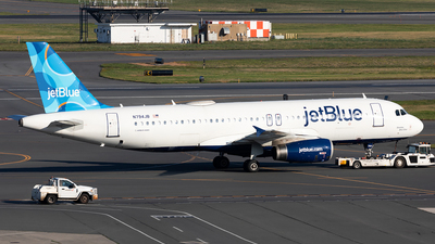 N794JB - Airbus A320-232 - jetBlue Airways
