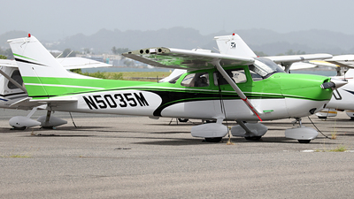 N5035M - Cessna 172S Skyhawk SP - Private