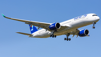F-WZHI - Airbus A350-941 - World2Fly