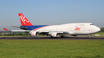 ER-JAI - Boeing 747-412(BDSF) - Aerotranscargo