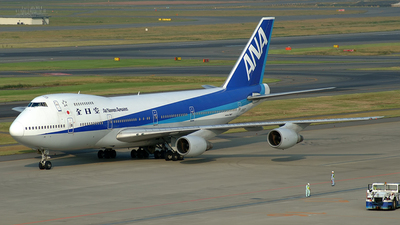 JA8157 - Boeing 747SR-81 - All Nippon Airways (ANA)