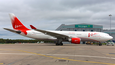 OE-IEA - Airbus A330-203 - Vim Airlines