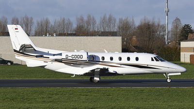 D-CDDD - Cessna 560XL Citation XLS Plus - DC Aviation