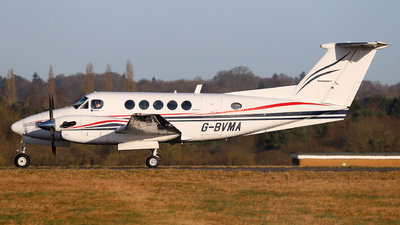 A picture of GBVMA - Beech B200 Super King Air -  - © Dave Potter