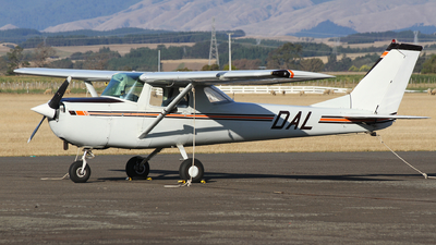 ZK-DAL - Cessna 150G - Private