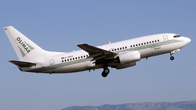 D-AGEV - Boeing 737-75B - Germania