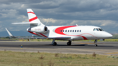 CS-EPE - Dassault Falcon 2000LX - Private
