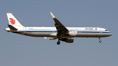 B-1639 - Airbus A321-213 - Air China
