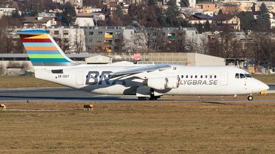 SE-DSY - British Aerospace Avro RJ100 - Braathens Regional