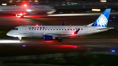 N615UX - Embraer 170-200LL - United Express (ExpressJet Airlines)