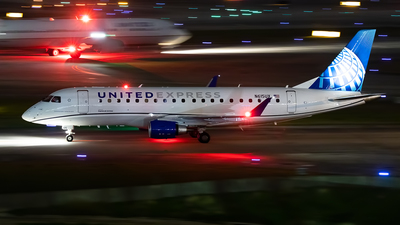 A picture of N615UX - Embraer E175LL - United Airlines - © GFB