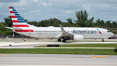 A picture of N848NN - Boeing 737823 - American Airlines - © Matthew Calise