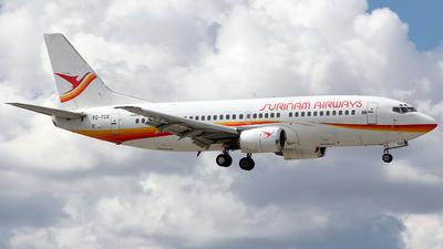PZ-TCQ - Boeing 737-3Q8 - Surinam Airways