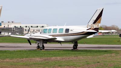 C-GCTA - Piper PA-31-350 Navajo Chieftain - Private