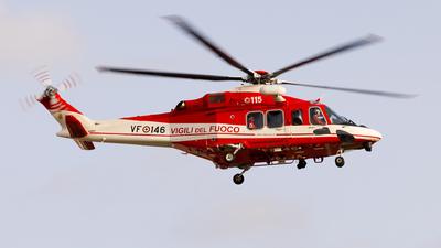 VF-146 - Agusta-Westland AW-139 - Italy - Vigili del Fuoco