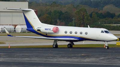 A picture of N96757 - Gulfstream III - [379] - © Agustin Anaya