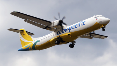 RP-C7283 - ATR 72-212A(600) - Cebu Pacific Air