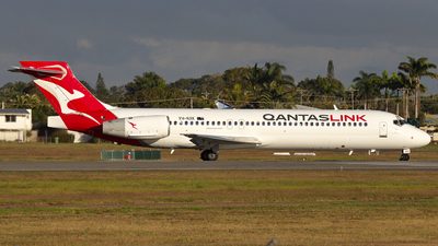 VH-NXK - Boeing 717-231 - QantasLink