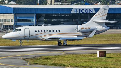 PP-CFF - Dassault Falcon 2000 - Private