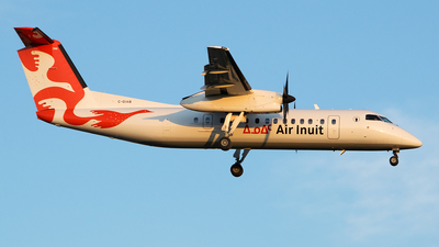 A picture of CGIAB - De Havilland Canada Dash 8300 - Air Inuit - © RZ
