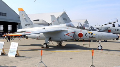 06-5635 - Kawasaki T-4 - Japan - Air Self Defence Force (JASDF)