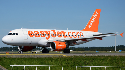 G-EZAM - Airbus A319-111 - easyJet