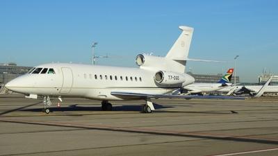 T7-DGS - Dassault Falcon 900LX - Prince Aviation