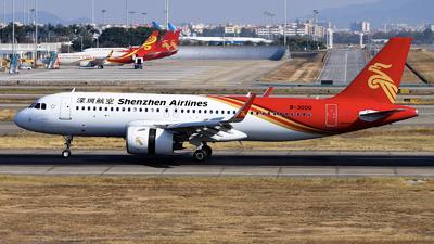 B-30DQ - Airbus A320-271N - Shenzhen Airlines