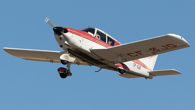 CF-SJG - Piper PA-28-180 Cherokee C - Private