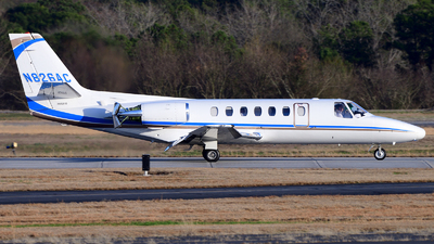 N826AC - Cessna 560 Citation V - Private