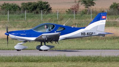 HB-KGP - BRM Aero Bristell B23 - AlpAviation