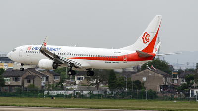 B-6997 - Boeing 737-8K5 - OK Air