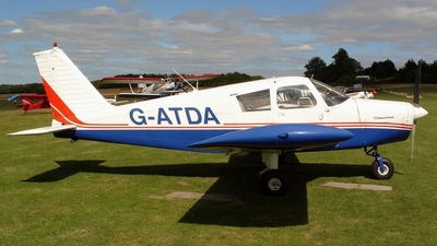 A picture of GATDA - Piper PA28160 - [28206] - © Glyn Charles Jones