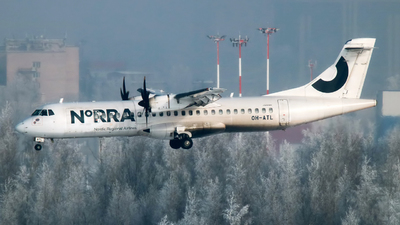 OH-ATL - ATR 72-212A(500) - Nordic Regional Airlines NORRA