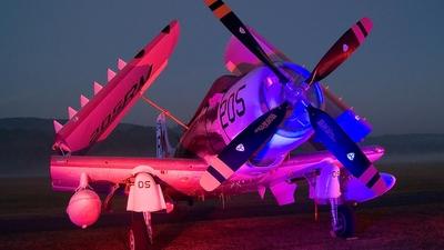 F-AZDP - Douglas AD-4N Skyraider - Private
