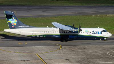 A picture of PRAQN - ATR 72600 - Azul Linhas Aereas - © Eduardo Salesp