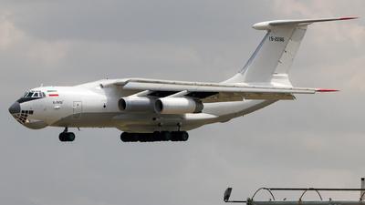 15-2286 - Ilyushin IL-76TD - Iran - Revolutionary Guard