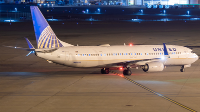 N69833 - Boeing 737-924ER - United Airlines