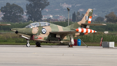 160075 - Rockwell T-2E Buckeye - Greece - Air Force