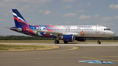 A picture of VPBWD - Airbus A320214 - [2116] - © Hanys