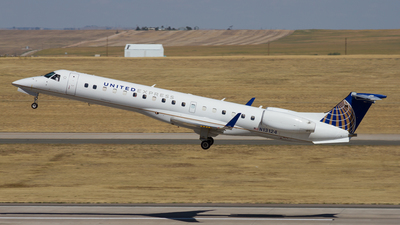N13124 - Embraer ERJ-145XR - United Express (ExpressJet Airlines)