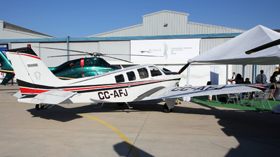 CC-AFJ - Beechcraft G36 Bonanza - Private