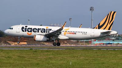 B-50011 - Airbus A320-232 - Tigerair