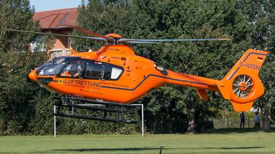 D-HZSN - Eurocopter EC 135T2i - Germany - Luftrettung